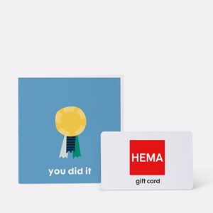HEMA CDK ENV 2020 You Did It